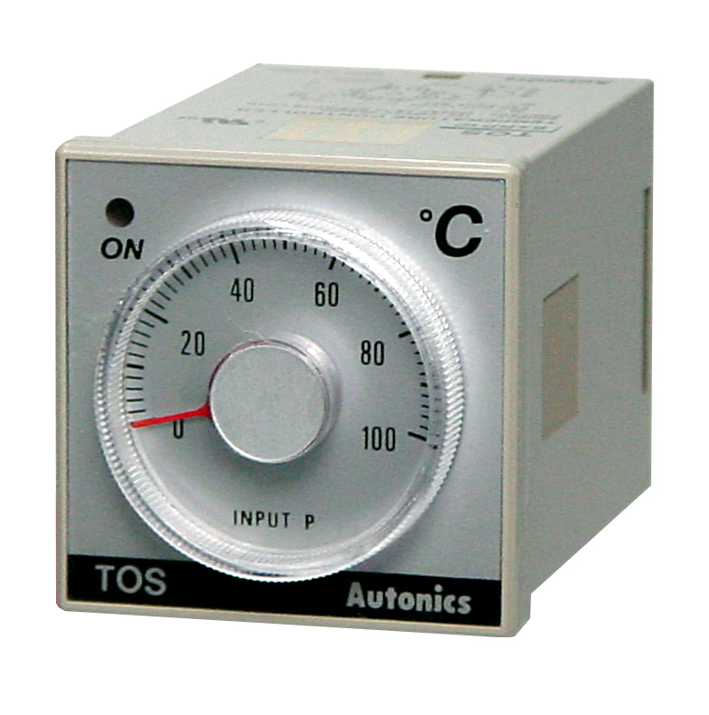 Temp Control, 1/16 DIN, On-Off / Proportional mode, Relay Output, J Thermocouple, 400 C, 100-240 VAC