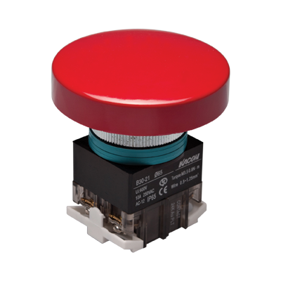 30mm Momentary Push Button Switch Portable Push Button